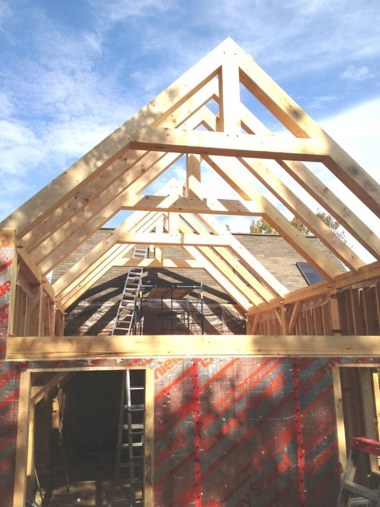 <span> - Timber Frame Projects</span>