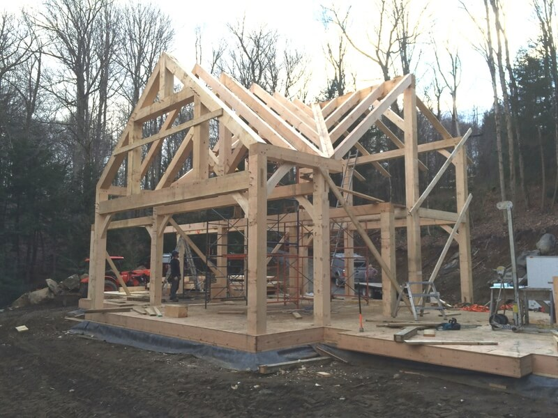 image of Timber Frame Projects