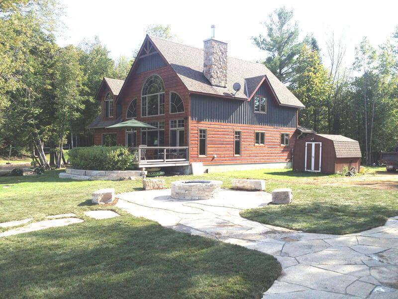 image of Chandos Lake Boathouse