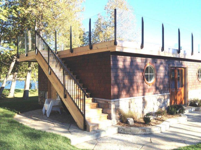 <span> - Chandos Lake Boathouse</span>